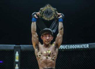 Yosuke Saruta ONE Championship