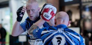UFC heavyweight Adam Wieczorek
