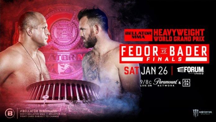 Bellator 214: Fedor vs. Bader