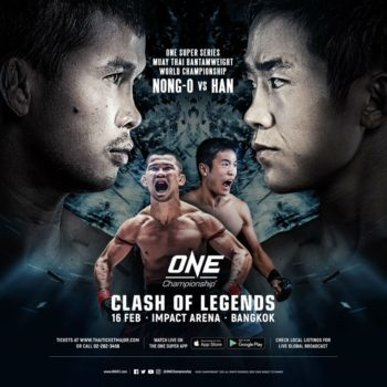 ONE Championship: Clash of Legends