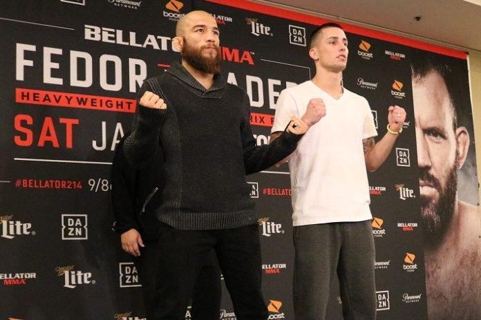 Juan Archuleta and Ricky Bandejas