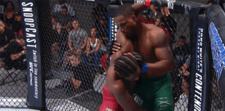 Karl Roberson UFC