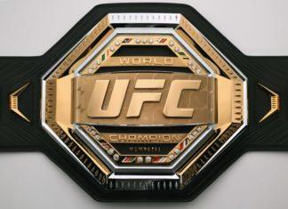 UFC legacy belt