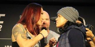 Cris Cyborg & Amanda Nunes, UFC