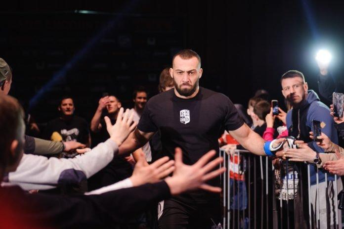 Roman Dolidze UFC
