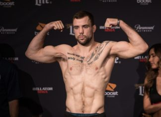 UFC Middleweight Prospect Mike Shipman