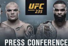 UFC 235 Jon Jones