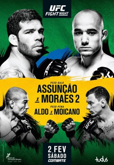 UFC Fight Night 144