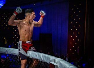 UFC Prospect Cesar Balmaceda