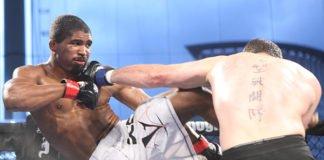 Chris Curtis UFC