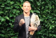 T.J. Dillashaw ahead of UFC Brooklyn