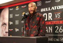 Juan Achuleta Bellator MMA