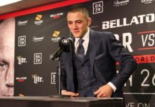 Aaron Pico following Bellator 214