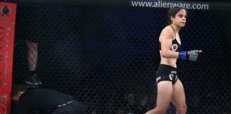 UFC Fortaleza Livia Renata Souza