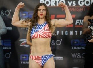 Welcome to the UFC Miranda Maverick