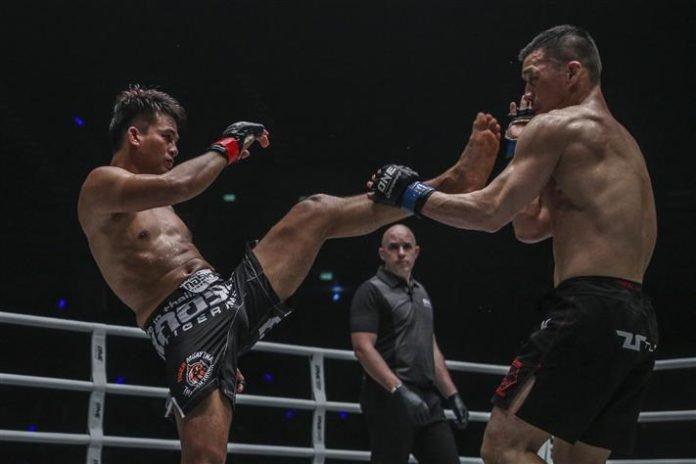 Shannon Wiratchai vs Amarsanaa Tsogookhuu ONE Championship
