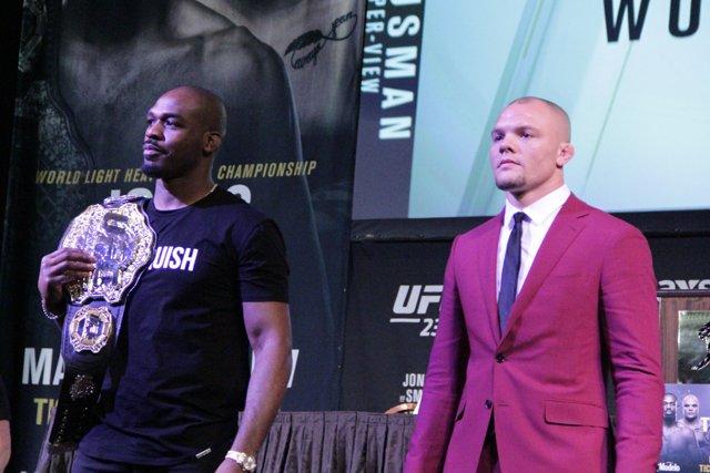 UFC 235 Anthony Smith Jon Jones