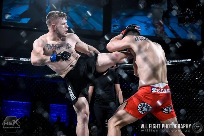 UFC 234 Jim Crute