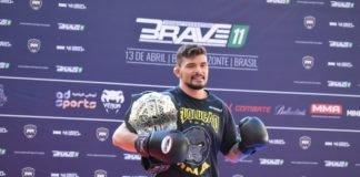 Klidson Farias UFC