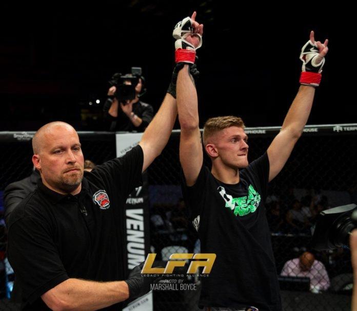 UFC Nashville Ryan MacDonald