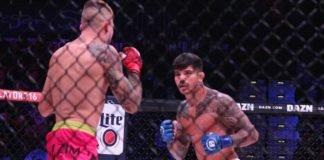 Yaroslav Amosov vs Erick Silva, Bellator 216