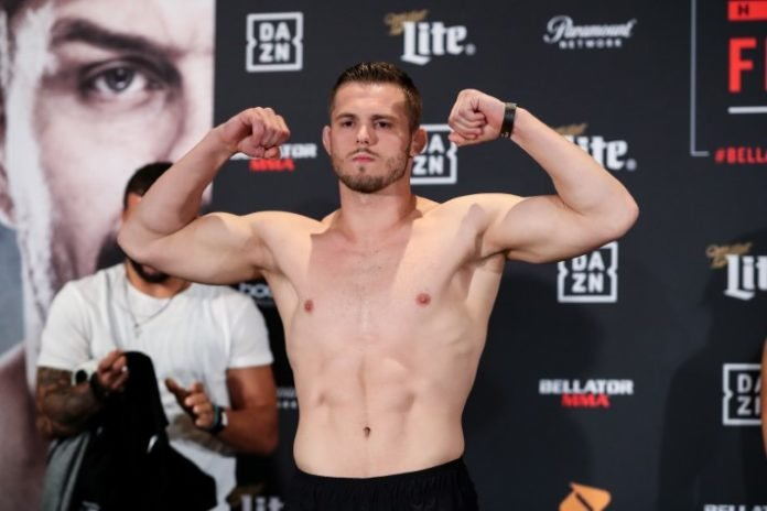 Logan Storley Bellator MMA