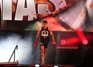 Eduardo Dantas, Bellator 215