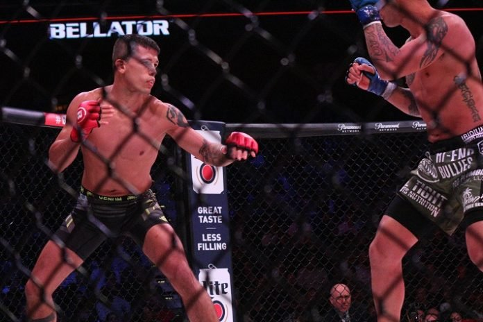 Eduardo Dantas Bellator MMA