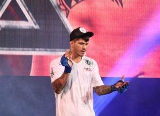 Erick Silva Bellator MMA