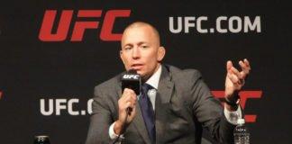 Georges St-Pierre (GSP), UFC