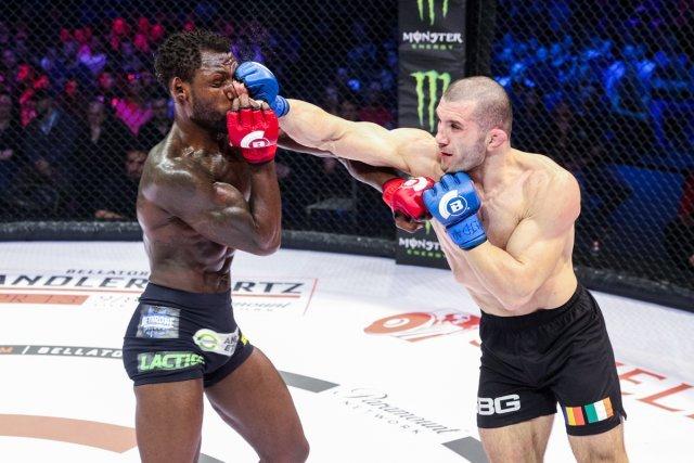 Ion Pascu Bellator MMA
