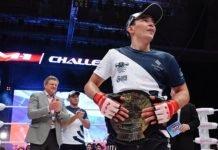 UFC Prague Damir Ismagulov UFC Shenzhen