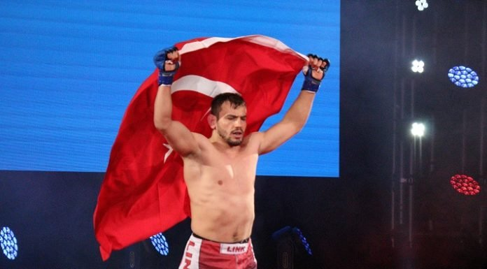 Kemran Lachinov Bellator MMA