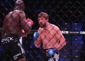 Cheick Kongo vs. Vitaly Minakov, Bellator 216