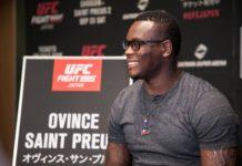 Ovince Saint Preux OSP/UFC