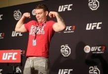 Paul Felder, UFC