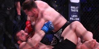 Logan Storley vs. Ion Pascu, Bellator 215