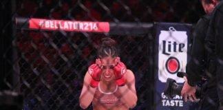Valerie Loureda, Bellator 216