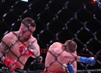 Austin Vanderford vs. Cody Jones, Bellator 215