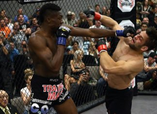 jalin turner UFC 234 UFC Auckland