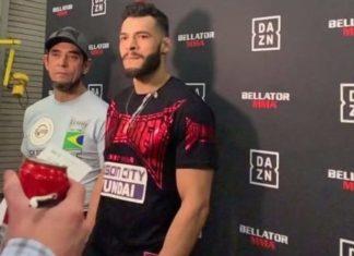 Vinicius de Jesus Bellator 216