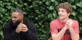 Tyron Woodley and Ben Askren, UFC 235