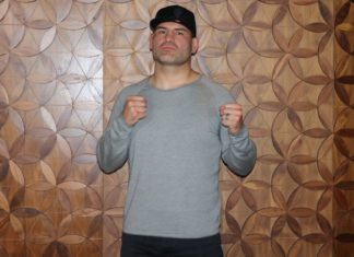Cain Velasquez UFC