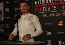 Bellator 215 Results: Austin Vanderford Submits Cody Jones Early