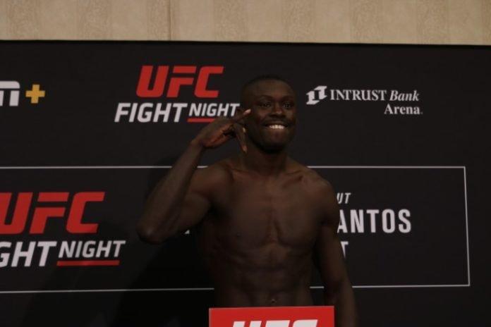 UFC 236 Curtis Millender