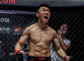 Chen Rui ONE Championship