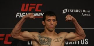 Alex White UFC