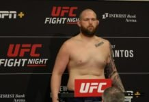 Jeff Hughes UFC