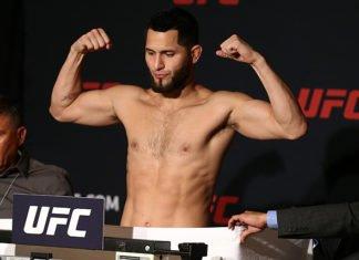 UFC London Jorge Masvidal Darren Till