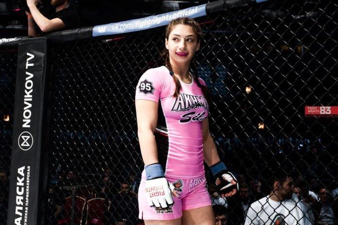 Liana Jojua UFC